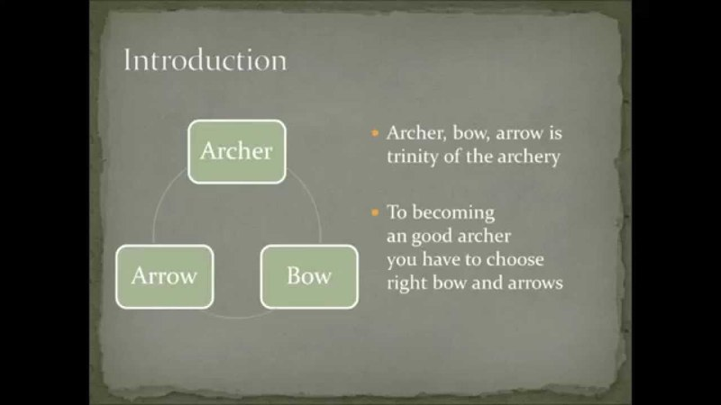 How to choose your bow arrows in Korean traditional archery!