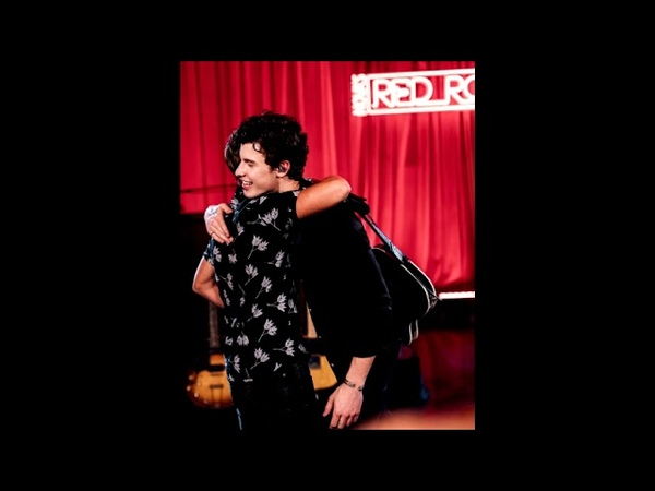 Shawn Mendes Nova's Red Room - 18 July 2018