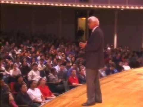 Why the Bible? Ravi Zacharias at the University of Illinois