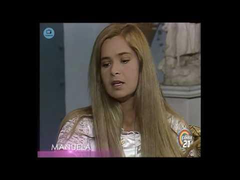 🎭 Сериал Мануэла 222 серия 1991 год Гресия Кольминарес Хорхе Мартинес