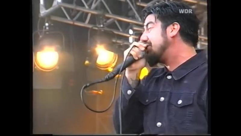 Deftones - Mascara (Live Bizarre Festival 2000)