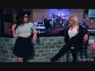 Cristi Ann and Keilani Kita - Muff Dive Bar [Lesbian]