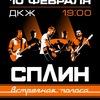 10 февраля 2019 | СПЛИН | Новосибирск