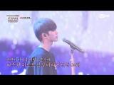 180604 Репетиция юнита The Heal с песней 모래시계 (Hourglass) @ Wanna One Go: X-CON EP.5 [Special Cut]