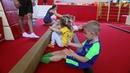 Детская гимнастика в центре International Gym 2