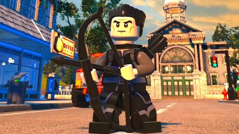 LEGO DC Super-Villains - Malcolm Merlyn - Open World Free Roam Gameplay (PC HD) [1080p60FPS]
