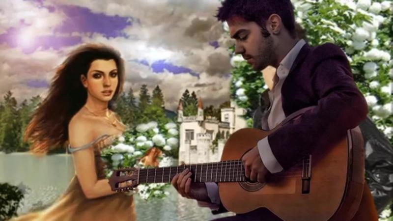 песня -Он песню свою напевал про счастье, любовь и измену....
