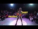 SPECIAL GYAL 2018 RUSSIA DANCEHALL 1X1 14 - ARISHA WIN vs YANET