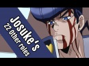 22 Anime Characters That Share The Same Voice Actor as JoJos Bizarre Adventures Josuke Higashikata