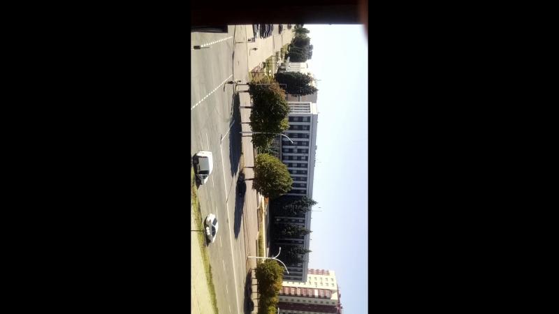 Сигнал Воздушной тревоги 15.08.18 Луганск