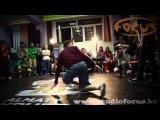 Leonid vs Mongol | Red Bull BC One Kazakhstan Cypher Almaty | Dance Studio Focus
