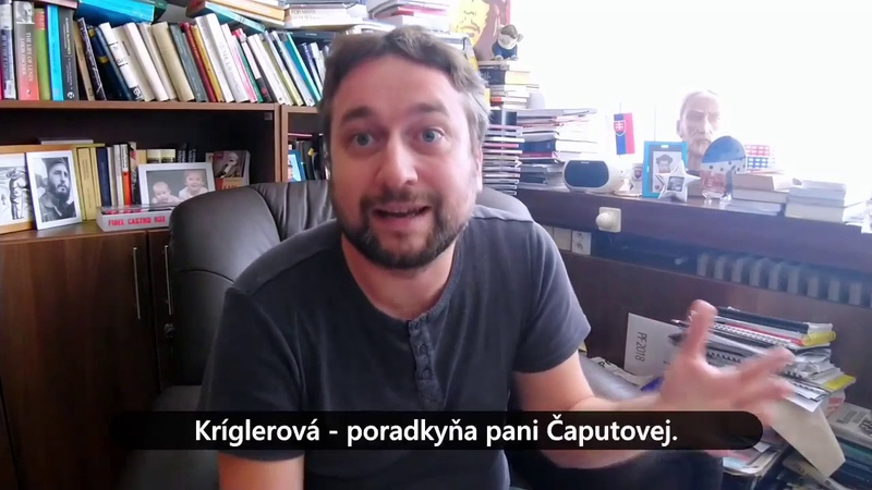 Ľuboš Blaha - Neuveríte, čo si myslí Čaputovej poradkyňa o Rómoch.