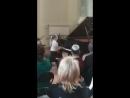 концерт посвященный 333 летию И.С.Баха. Невский 20 Голландская Реформаторская Церковь. Менуэт Соль Мажор