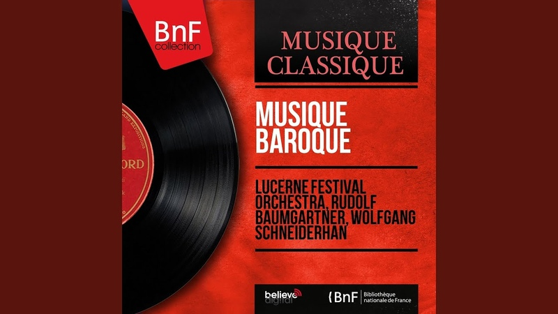 Violin Concerto No. 2 in E Major, BWV 1042 II. Adagio