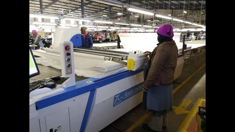 TIMING резчик на рынке Южной Африки
