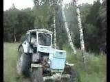 Пародия на Top Gear : Трактор Т-40