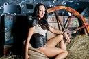 Екатерина Малафеева, бывшая участница «DJ Dolls», фотомодель, диджей