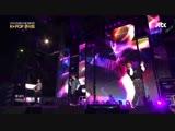 VIDOFFICIAL 181014 JTBC 2018 Gangnam Festival Yeongdong-daero K-POP Concert EXO-CBX -