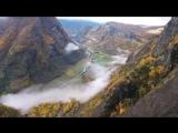 На параплане по норвежским фьордам
