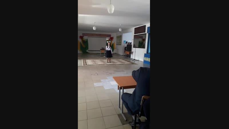 семинар ауылда Жанка 6а