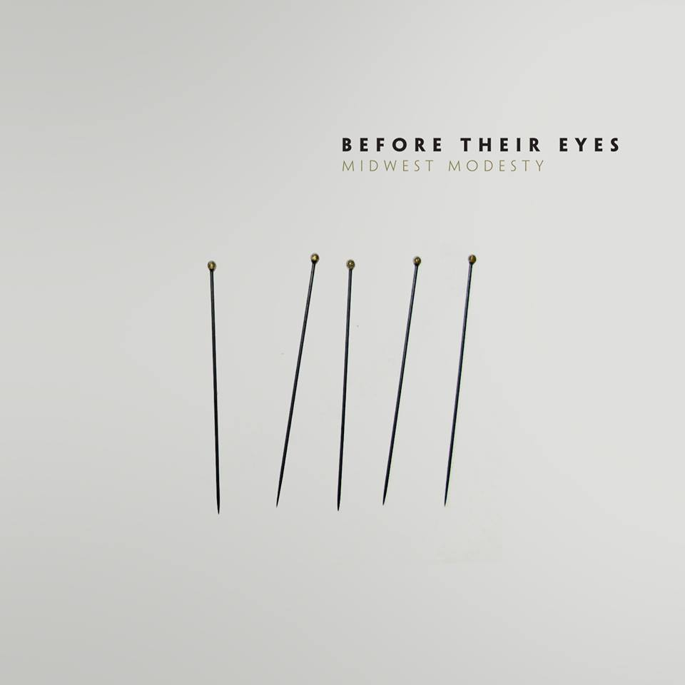 Before Their Eyes - A Home With No Ceilings (New Song) (2015)