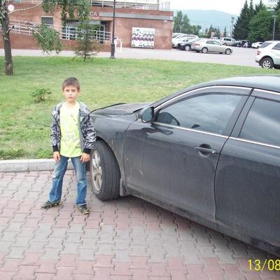 Никитос Радзиевский, 20 октября , Кемерово, id189928310