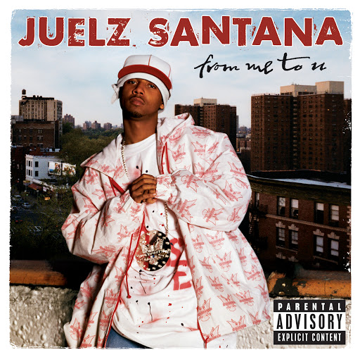 Juelz Santana альбом From Me To U