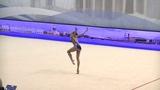 Kuznetsova Karina hoop Cup of Russia 2018