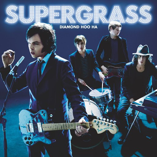 Supergrass альбом Diamond Hoo Ha