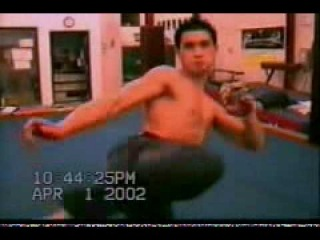 Martial Arts - Capoeira with In The End by Linkinpark