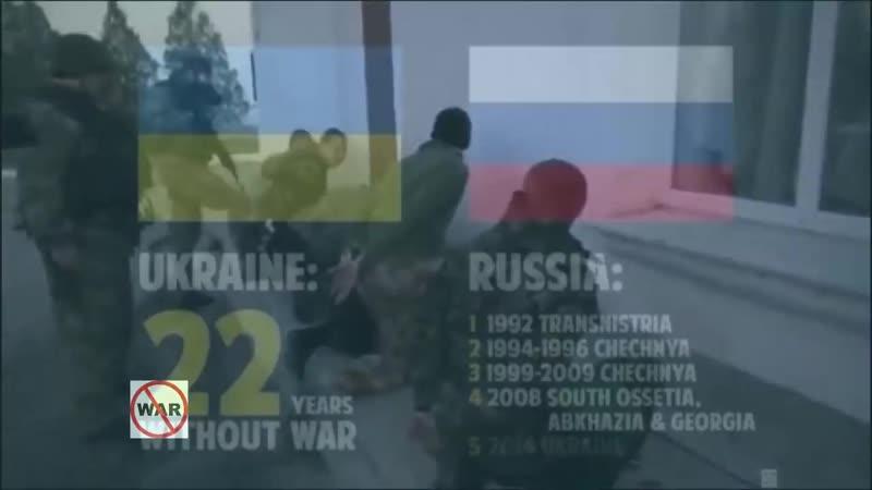 Новый хит из Харькова! Это, детка - Рашизм! Песни времен АТО на Востоке
