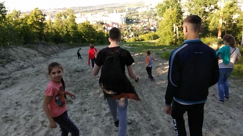 400 метров от Саратова - и чудо - мы в лесу!))
