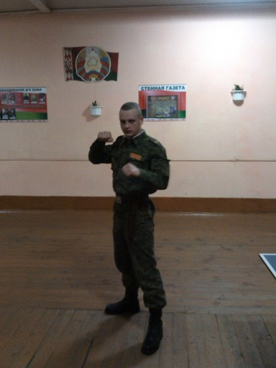 Сергей Хозяинов, 21 октября , Витебск, id186122099