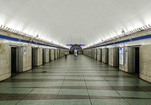 На станции метро «Парк Победы» в появится бесплатный Wi-Fi