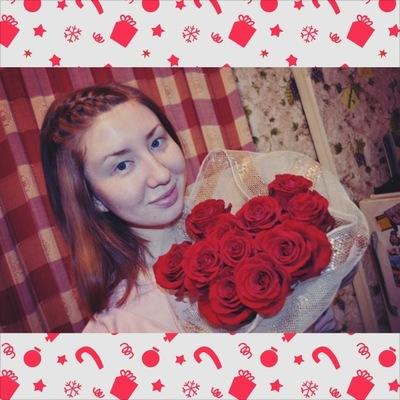 Наталья Ширяева, 19 октября 1992, Кемерово, id49841177