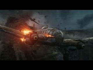 Фильм «Сталинград» 2013 / Новый трейлер / Масштабные баталии / Смотреть онлайн
