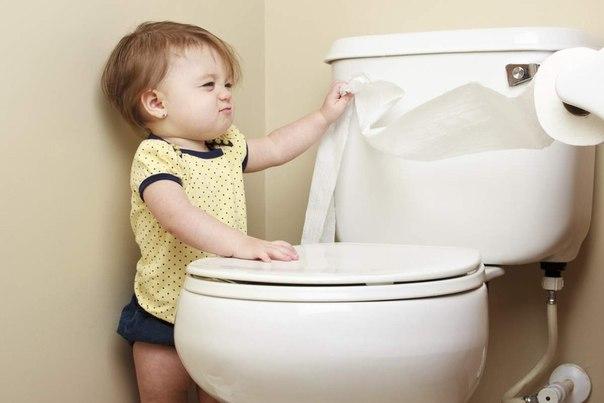 Почему ребенок не просится на горшок в 3 года