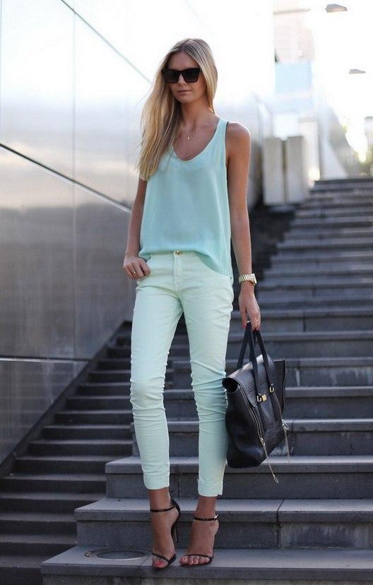 Модный стиль для девушек