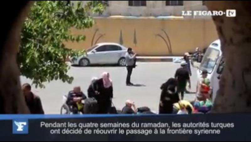 Diese sogenannten Flüchtlinge Muslime sind so in Gefahr in ihrem Land..., dass sie dort wieder Urlaub für den Ramadan machen !