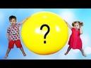 ★ ЗВЕРОПОЛИС Супер Шар с Игрушками Zootopia GIANT Balloon Surprise Toys unboxing Roma Show