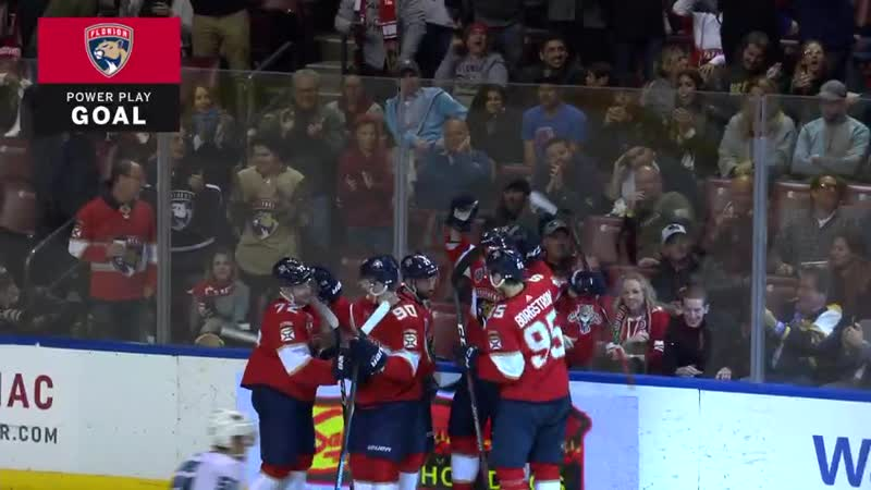 Trochek buries wrister for PPG