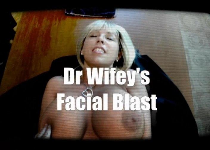 Dr. Wifeys Facial Fun
