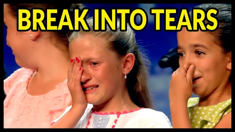 Top 3 VERY EMOTIONAL CHILDREN START TO CRY AUDITIONS on GOT TALENT WORLD!