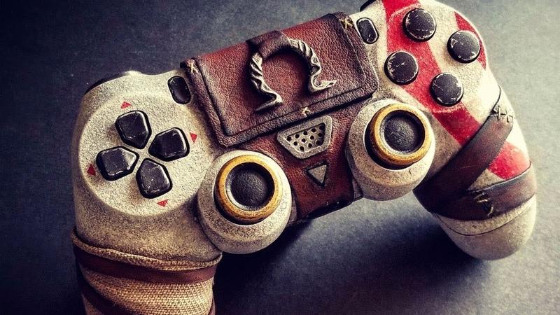 ТОП 10 безумных поступков игроков God Of War