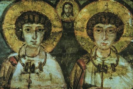 Адельфопоэзис (брак между мужчинами, благословлённый церковью)