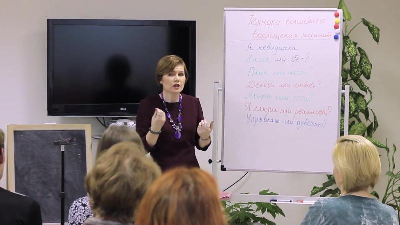 Негативное воздействие Ольга Коробейникова
