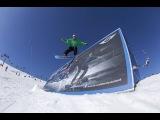 MINI Snowpark Feldberg Snowboard Spring Park Laps - 09.03.2014