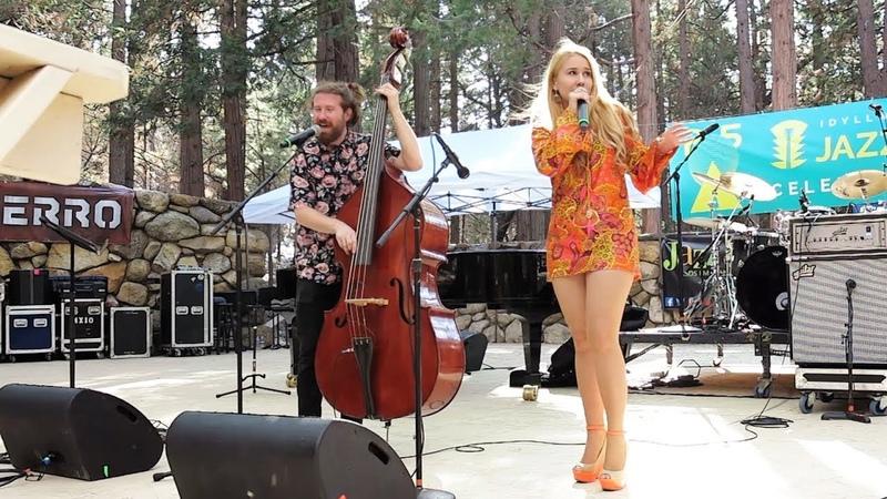 Haley Reinhart Casey Abrams Moanin Idyllwild Arts JazzInThePines 2018