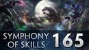 Dota 2 Symphony of Skills 165