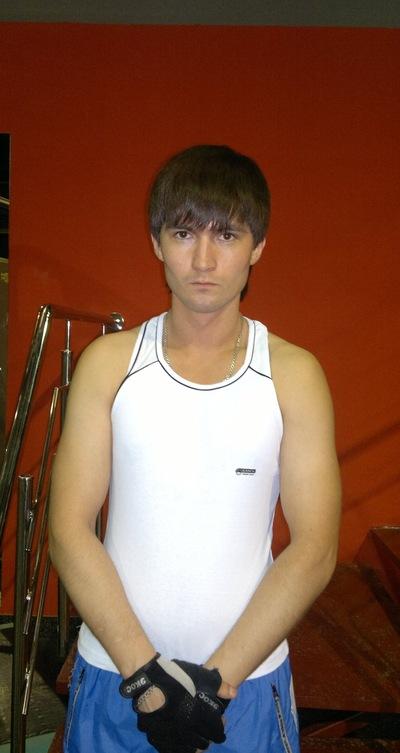 Антон Кирьянов, 10 марта 1986, Новосибирск, id23076073